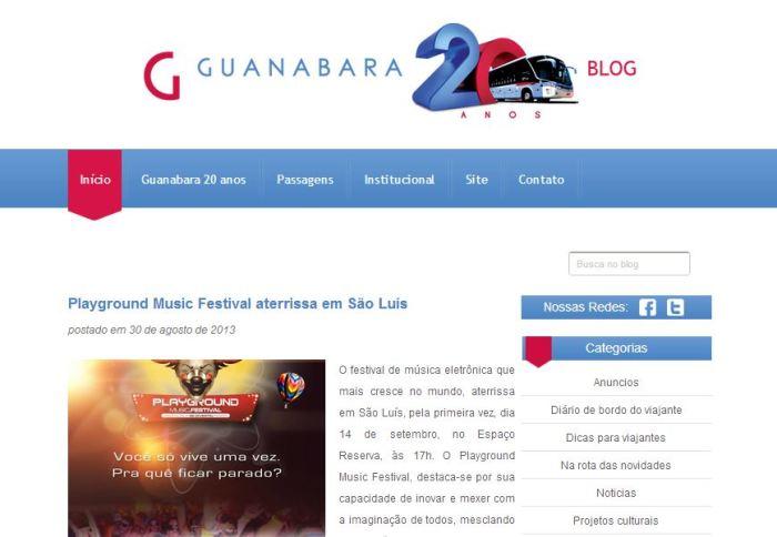 Blog GB