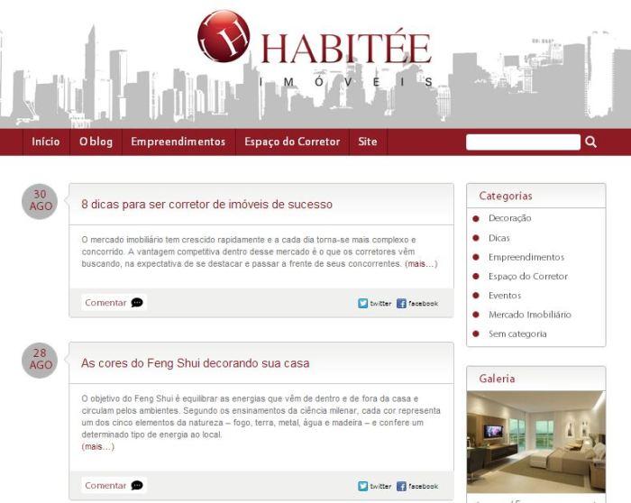Blog Habitée