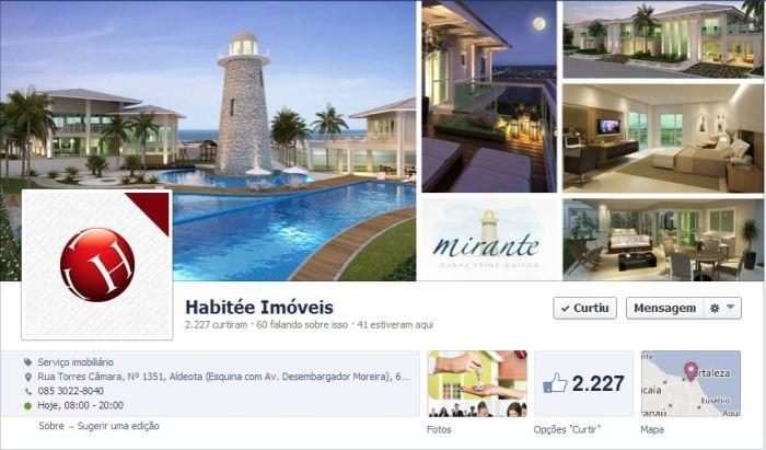 Facebook Habitée