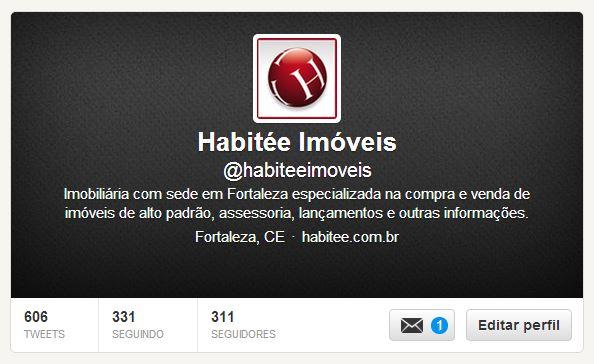 Twitter Habitée